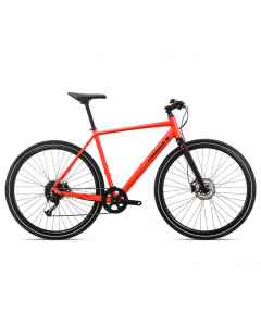 Orbea Carpe 20 - rød - J422  - medium - allbike.dk