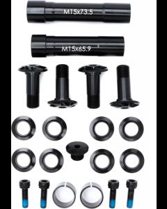 Cannondale Link Hardware Trigger Carbon - KP288/02/BLK - allbike.dk