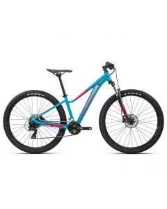 Orbea MX 27 ENT XS DIRT - Blå - 2021 - 2x7 speed - L01327NW - allbike.dk