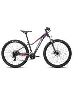 Orbea MX 27 ENT XS DIRT - Purple - 2021 - 2x7 speed - L01327NX - allbike.dk
