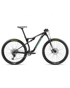 Orbea OIZ H30 - alu - 1x12 speed - 2021 - Sort - L235xxLC - allbike.dk