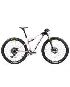 Orbea OIZ M-Team - Carbon OMX - 1x12 speed - 2021 - Pink/Marble - L247xxxx - allbike.dk