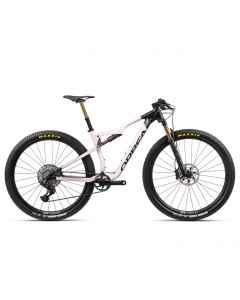 Orbea OIZ M-LTD - Carbon OMX - 1x12 speed AXS - 2021 - Pink/Marble - L248xxxx  - allbike.dk