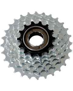 Skruekassette 6 speed Sunrace 14-28T - mfm2a6ds­box