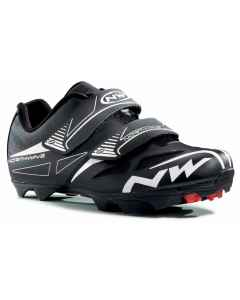 MTB sko Northwave Spike Evo Sort - Str. 37 - 028015201210XX