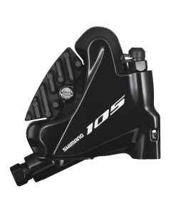 Bremsekaliber - Shimano BR-R7070 105 bag Sort - IBRR7070RDRFL - allbike.dk