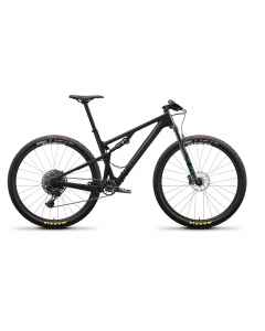 Santa Cruz Blur 3 C R-Kit - Sort - 2021 - 1x12 speed - D641096xxx - allbike.dk