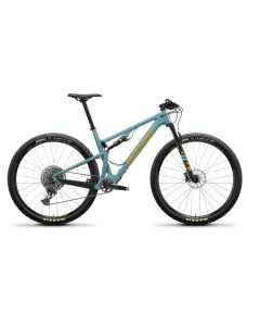 Santa Cruz Blur 3 C S-Kit - Grøn - 2021 - 1x12 speed - D641096xxx - allbike.dk
