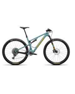Santa Cruz Blur 3 C S-Kit Trail - Grøn - 2021 - 1x12 speed - D641096xxx - allbike.dk