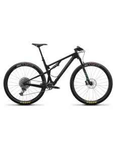 Santa Cruz Blur 3 C S-Kit Trail - Sort - 2021 - 1x12 speed - D641096xxx - allbike.dk
