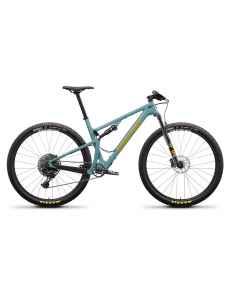 Santa Cruz Blur 3 C R-Kit - Grøn - 2021 - 1x12 speed - D641096xxx - allbike.dk