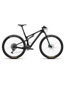 Santa Cruz Blur 3 C S-Kit - Sort - 2021 - 1x12 speed - D641096xxx - allbike.dk