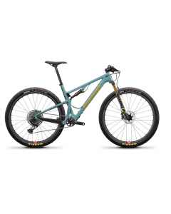 Santa Cruz Blur 3 CC X01-Kit Reserve - Grøn - 2021 - 1x12 speed - D641096xxx - allbike.dk