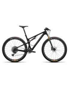 Santa Cruz Blur 3 CC X01-Kit Reserve - Sort - 2021 - 1x12 speed - D641096xxx - allbike.dk