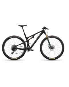 Santa Cruz Blur 3 CC X01 Trail - Sort - 2021 - 1x12 speed - D641096xxx - allbike.dk