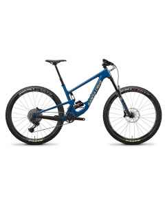 Santa Cruz Hightower 2 C S-Kit - Blå - NY - 2020 - 1x12 speed - S - allbike.dk