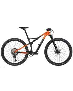 Cannondale Scalpel Carbon 2 - Sort/Orange - 2021 - C24301M10xx - allbike.dk