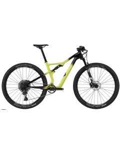Cannondale Scalpel Carbon 4 - Gul/Sort - 2021 - C24501M10xx - allbike.dk