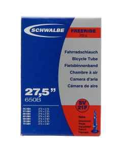 "Slange 27,5"" x 2,10-3,00"" (FV40) Schwalbe Freeride - 10400073"