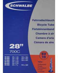"Slange 27,5""/29"" x 1,50-2,40"" (FV40) Schwalbe SV19 - 10930343"