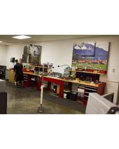 Service på RockShox dropperpost - 03829