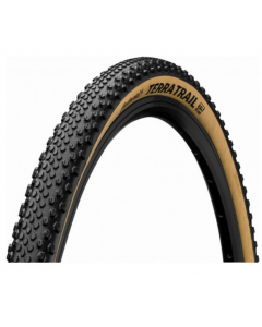 Continental Terra Trail ProTection - 650x40B - Black/Creme - 0101716 - allbike.dk