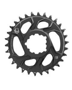 SRAM Klinge Eagle X-Sync 3 mm off set sort 12 speed - 11.6218.030.0xx