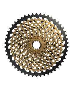 Kassette 12 speed SRAM XX1 Eagle XG-1299 10-50T - guld 00.2418.072.000