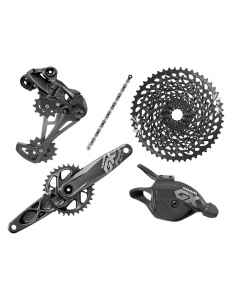 SRAM GX Eagle 12 speed set up  HG body