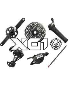 SRAM X01 Eagle 12 speed set up