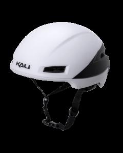 Hjelm Kali Tava Flow - Hvid/Sort - 52-58 cm - 0240518216 - allbike.dk