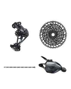 SRAM GX Eagle Lunar 12 speed set up XD - allbike.dk