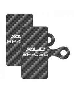 Bremseklods Carbon XLC PRO BP-C25 til Shimano XTR