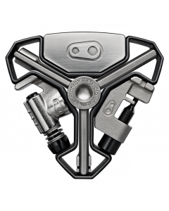 Multi tool Crankbrothers Y16 Sort - CB15743 - allbike.dk