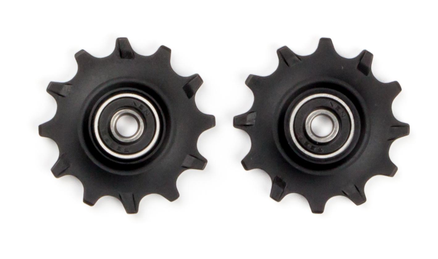 Pulleyhjul Elvedes SRAM XX1-X01-X1-GX-NX 12T - 11 speed - ELCP2017101 | Pulley wheels