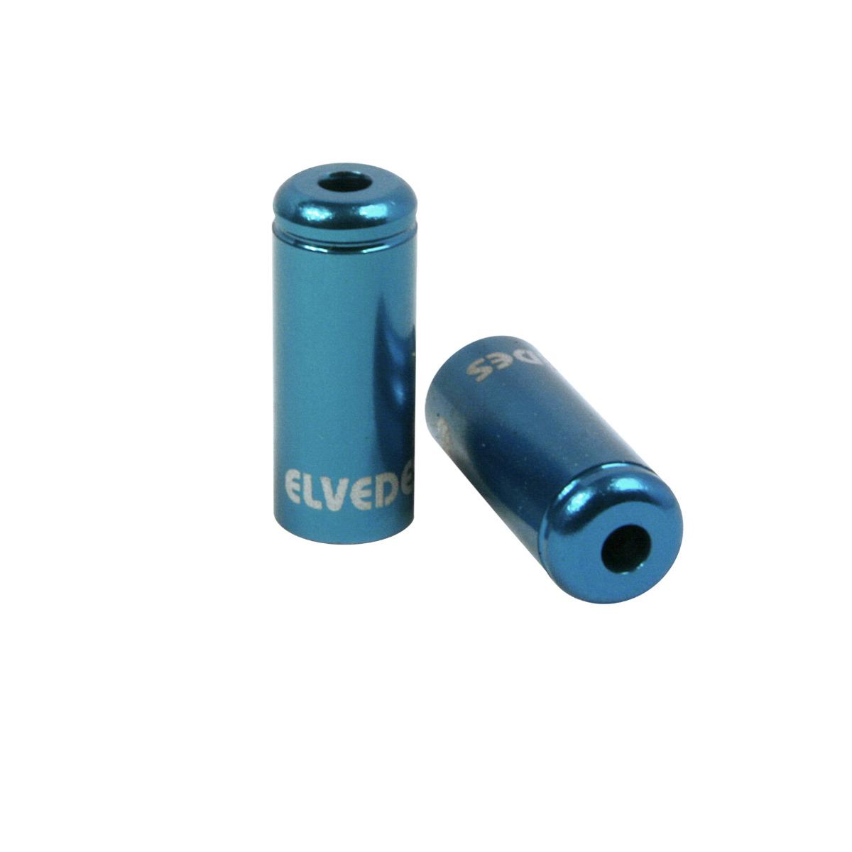 Bremse kabelende Elvedes ø5 mm alu forseglet | bremseklo og kaliber