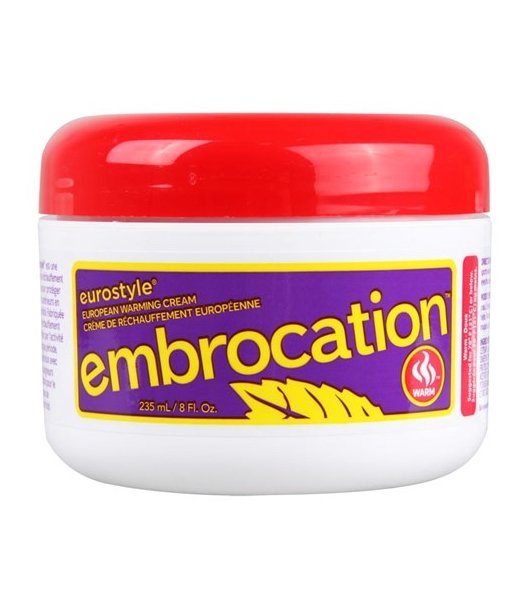 Varmecreme Eurostyle Embrocation 235 ml - VARM | Body maintenance