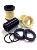 FOX Shox reducerkit 5P 22,86x8 mm Plast/Alu | forgafler og bagdæmpere > Tilbehør