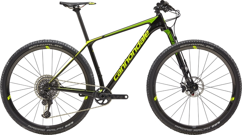 Cannondale F-SI World Cup - 2019 - 1x12 speed - C25129M80xx | Mountainbikes