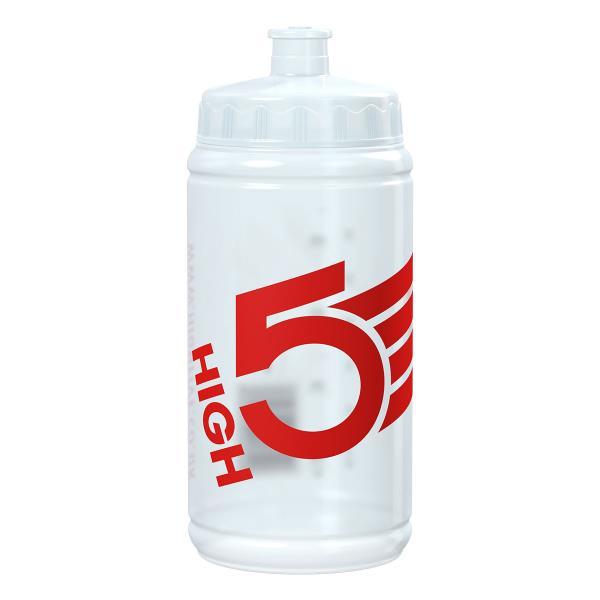 High5 flaske 500 ml klar - H5-920 | Drikkedunke