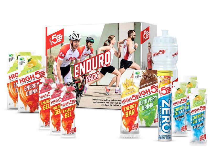 High5 Enduro Pack | energipakke