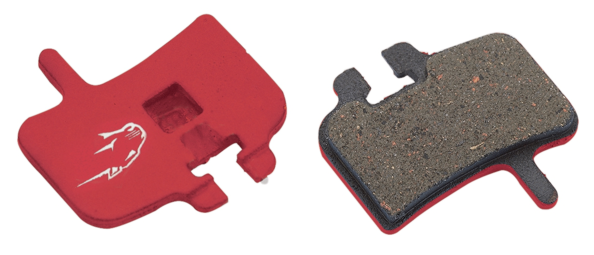 Bremseklods Jagwire DCA001 semi metalic | Brake pads