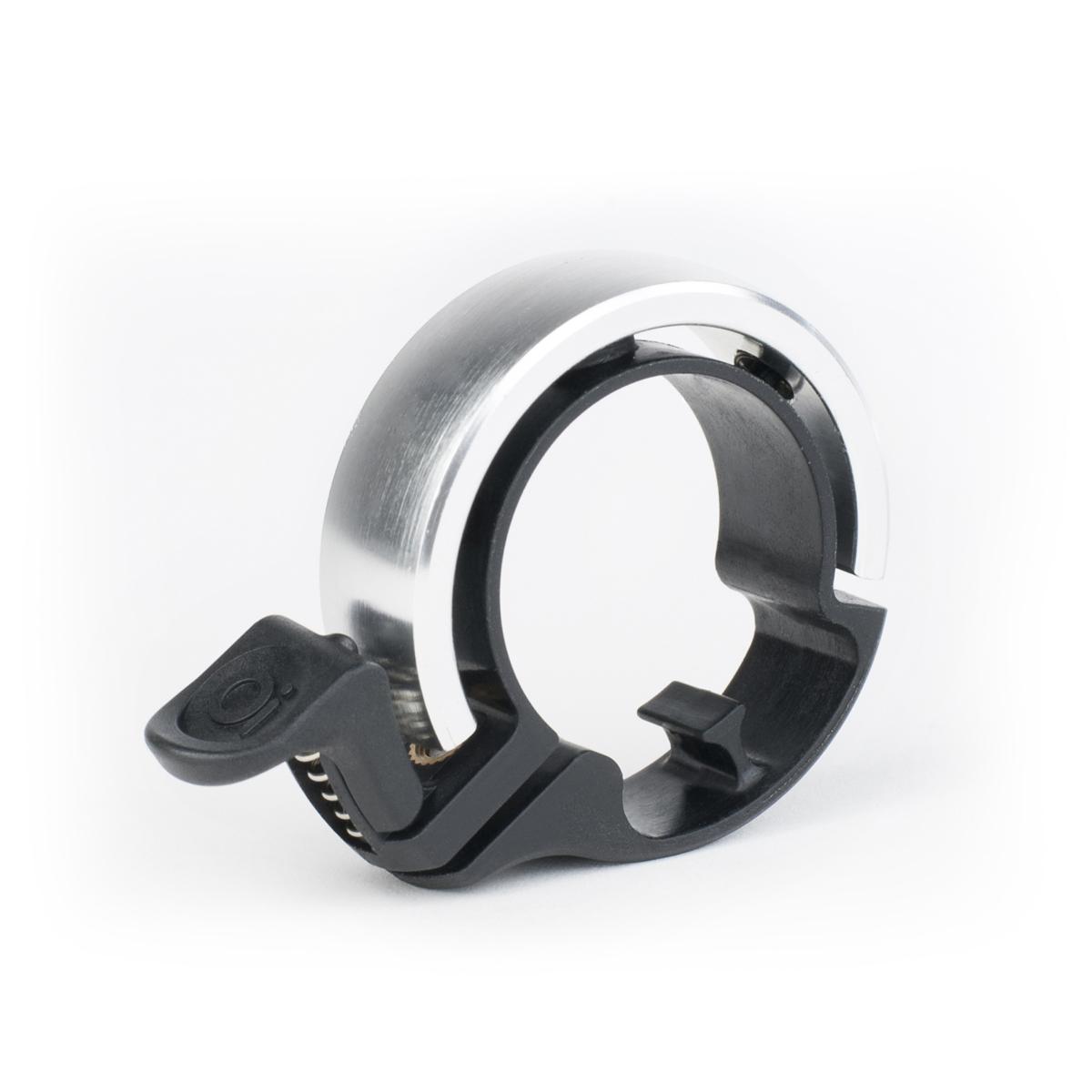 Ringklokke Knog Oi Classic Large ø31,8 - sølv - KN11981   Bells