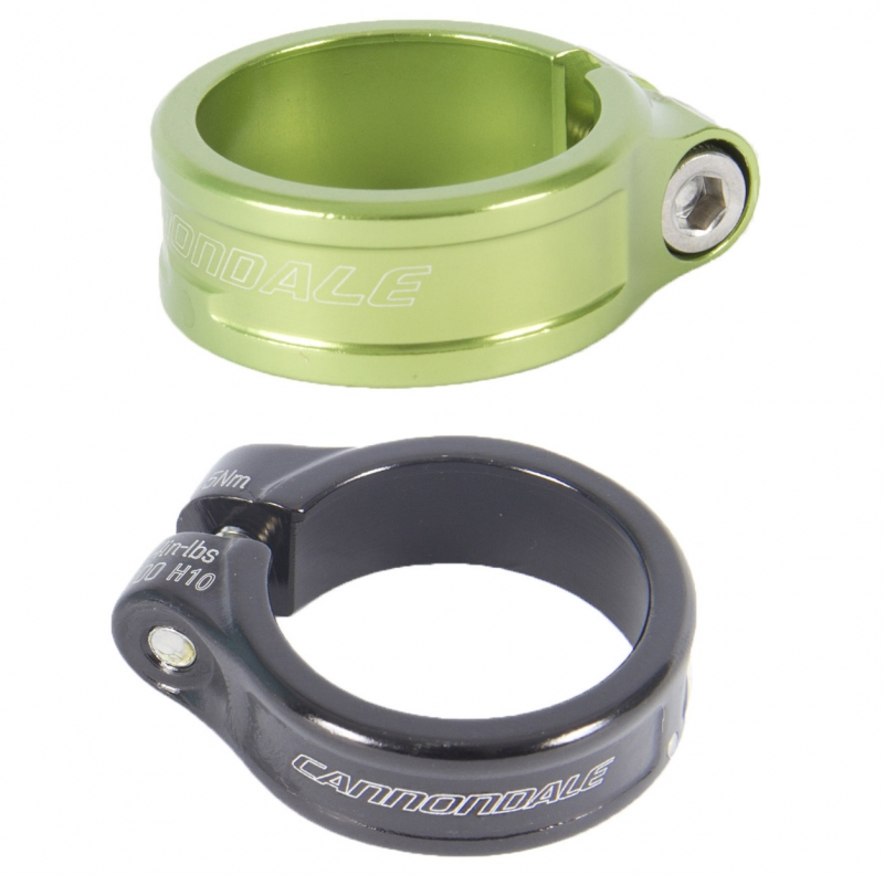 Cannondale sadelklampe sort - KP120/BLK | Seat Clamp