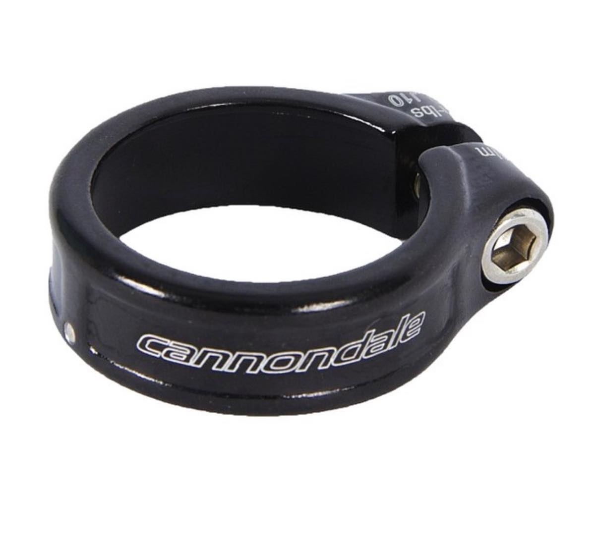 Cannondale sadelklampe sort - KP164/BLK | Seat Clamp