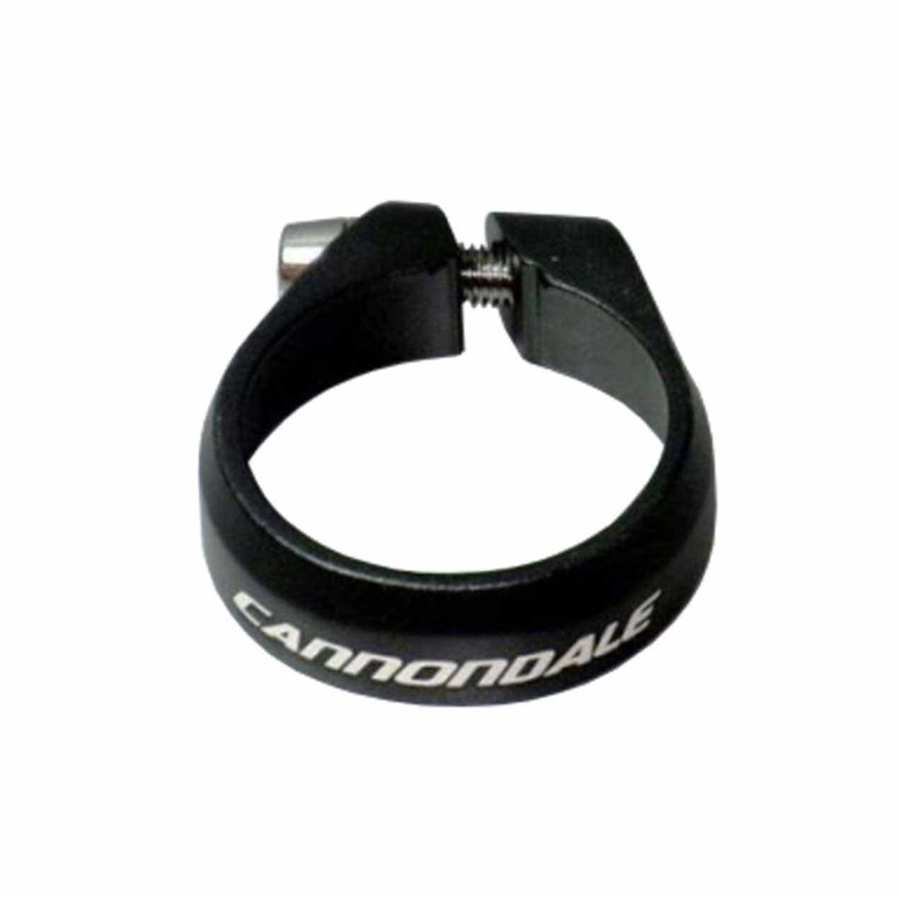 Cannondale sadelklampe sort - KP388 | Seat Clamp