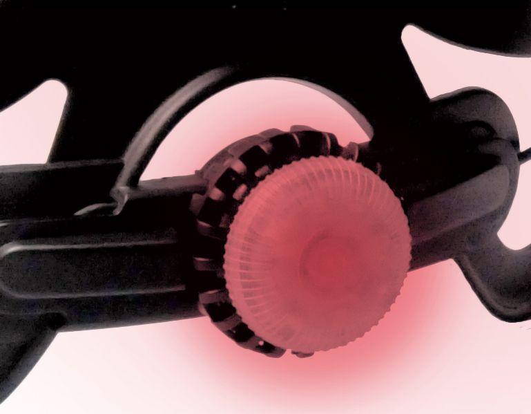 Lazer Light TS+ LED One - PLZ2167881921 | Hjelme > Tilbehør