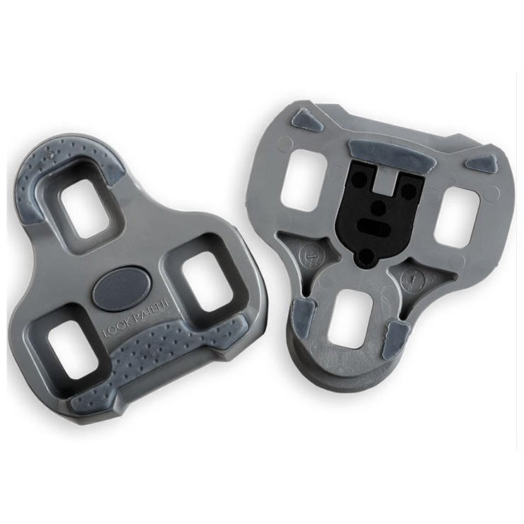 Klamper LOOK KEO GRIP grå 4,5 gr - 8511000400 | Pedal cleats