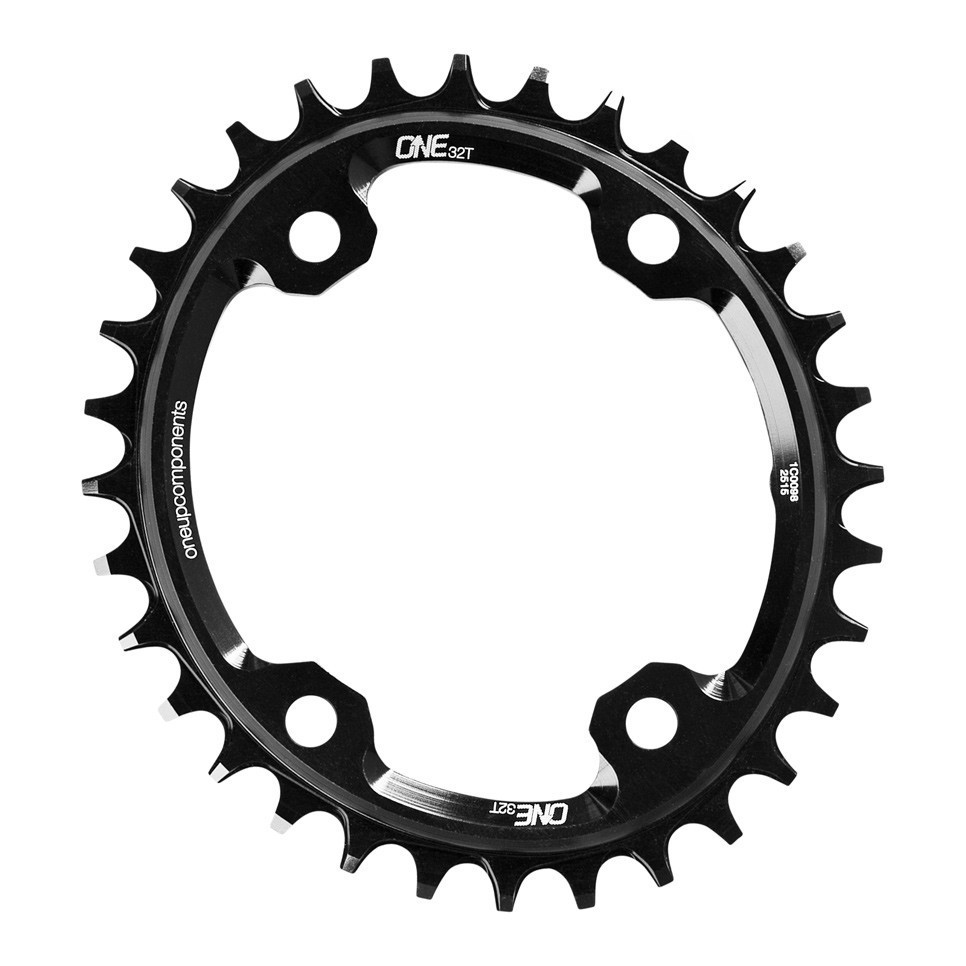 OneUp Narrow Wide Klinge OVAL Shimano XT M8000 | chainrings_component