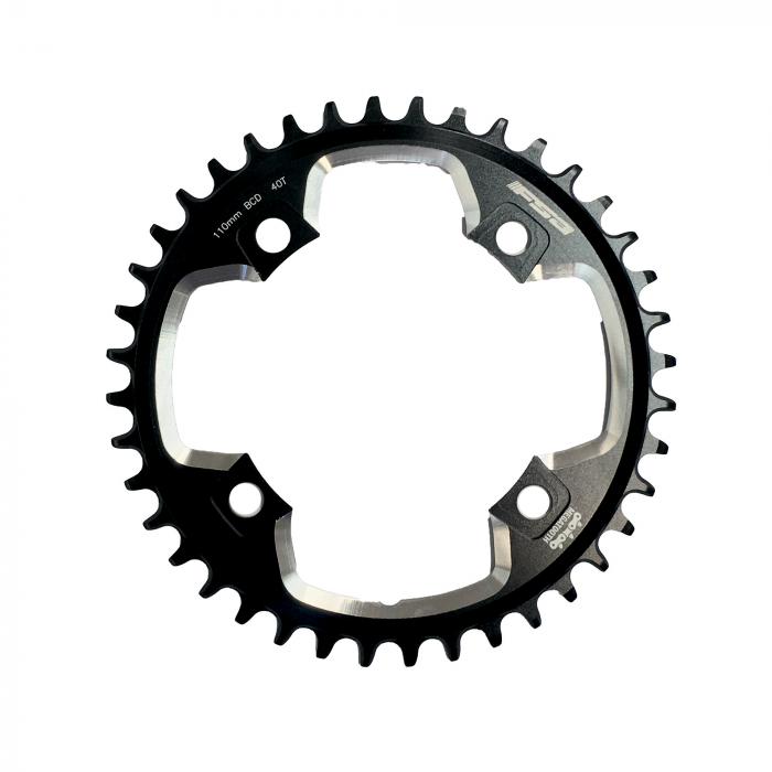 FSA Gossamer klinge Pro BCD 110/4 ABS BB386EVO | chainrings_component